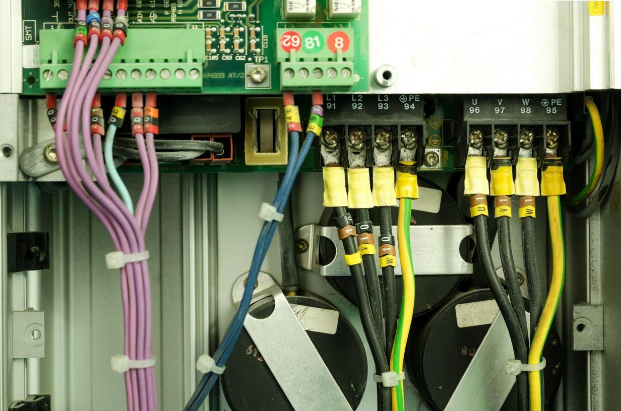 Circuito Variador De Frecuencia : Partes o componentes de un variador de frecuencia autycom