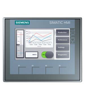 Pantalla HMI SIMATIC-6AV2123-2DB03-0AX0-SIEMENS