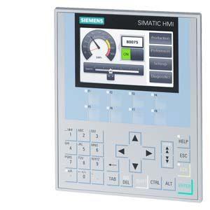 Pantalla HMI SIMATIC-6AV2124-1DC01-0AX0-SIEMENS