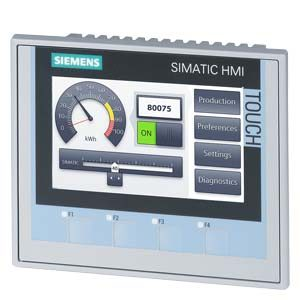 Pantalla HMI SIMATIC-6AV2124-2DC01-0AX0-SIEMENS