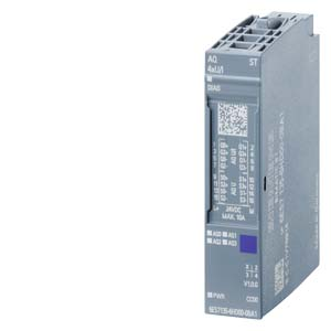 Módulo analógico SIMATIC-6ES7135-6HD00-0BA1-SIEMENS