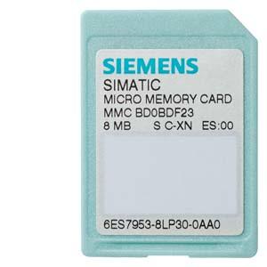 Tarjeta de memoria SIMATIC-6ES7953-8LM31-0AA0-SIEMENS