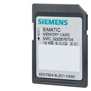 Tarjeta de memoria SIMATIC-6ES7954-8LE03-0AA0-SIEMENS
