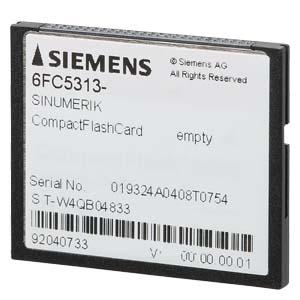 Tarjeta SINUMERIK-6FC5313-6AG00-0AA0-SIEMENS