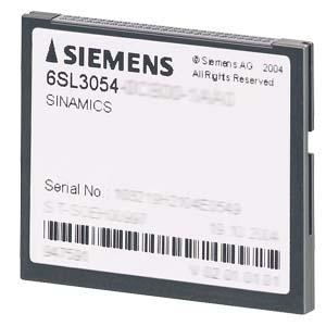 Tarjeta SINAMICS-6SL3054-0EH00-1BA0-SIEMENS