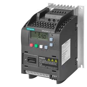 Entrada de potencia SINAMICS-6SL3210-5BE17-5UV0-SIEMENS