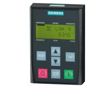 Panel operador básico SINAMICS-6SL3255-0AA00-4CA1-SIEMENS