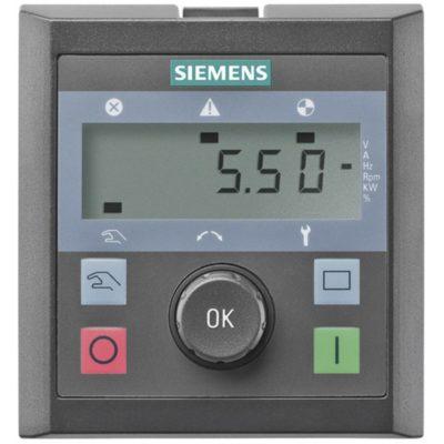 Panel operador BOP SINAMICS-6SL3255-0VA00-4BA0-SIEMENS