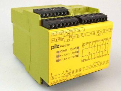 Dispositivo de conmutación-777609-PILZ