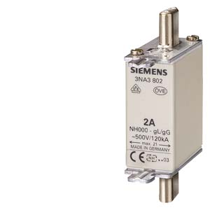 Fusible Siemens-3NA3817-SIEMENS