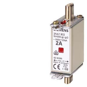Fusible Siemens-3NA7814-SIEMENS