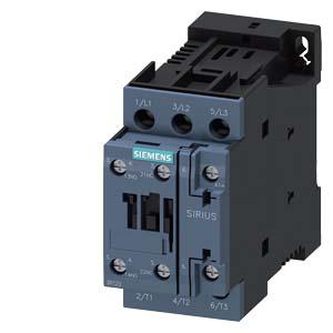 Contactor Siemens-3RT2027-1BB40-SIEMENS