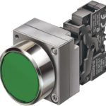 Botonería Siemens-3SB3601-0AA41-SIEMENS
