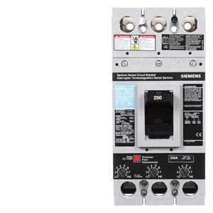 Contactor Siemens-FXD63B250-SIEMENS