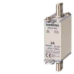 Fusible Siemens-3NA3814-SIEMENS
