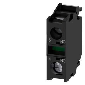 Bloque de contacto auxiliar-3SU1400-1AA10-1BA0-SIEMENS