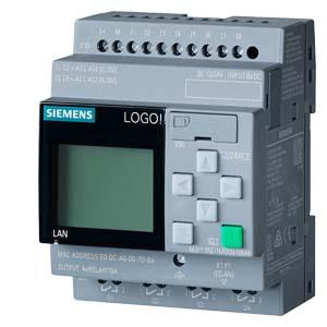 Relevador LOGO!-6ED1052-1MD08-0BA0-SIEMENS