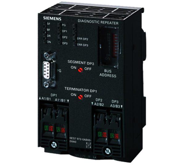 Repetidor de comunicación SIMATIC-6ES7972-0AB01-0XA0-SIEMENS
