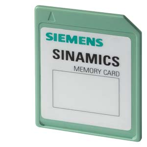 SINAMICS SD-CARD-6SL3054-4AG00-2AA0-SIEMENS