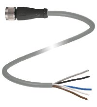 Conectores Pepperl+Fuchs-V15-G-2M-PVC-PEPPERL+FUCHS