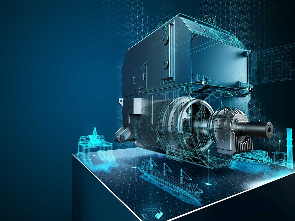 Generador eléctrico industrial: definición y características