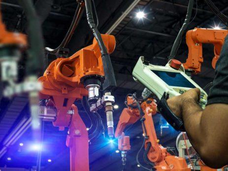Robótica industrial: clave para la automatización de los procesos industriales
