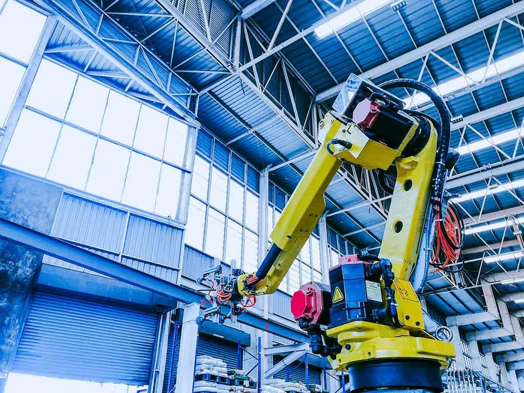 Robots móviles: ¿cómo benefician al sector industrial?