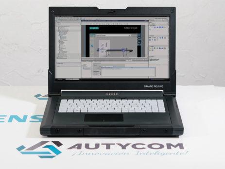 SIMATIC Field PG M6: portátil resistente que automatiza todo tipo de tareas