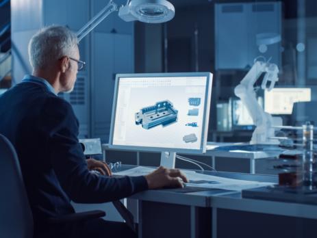 SIEMENS Digital Industries Software, reconocido como líder en software PLM