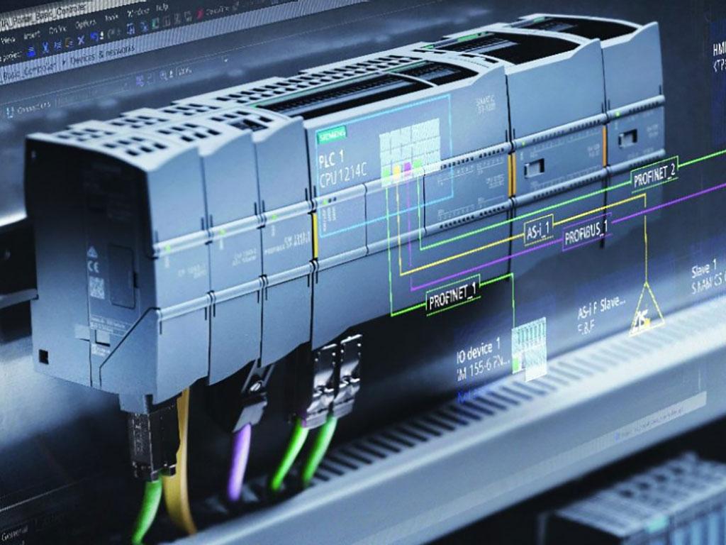 Crea un gemelo digital con SIMATIC S7 1200 y SIMIT